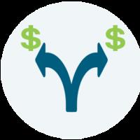 util-cost segregation icon2