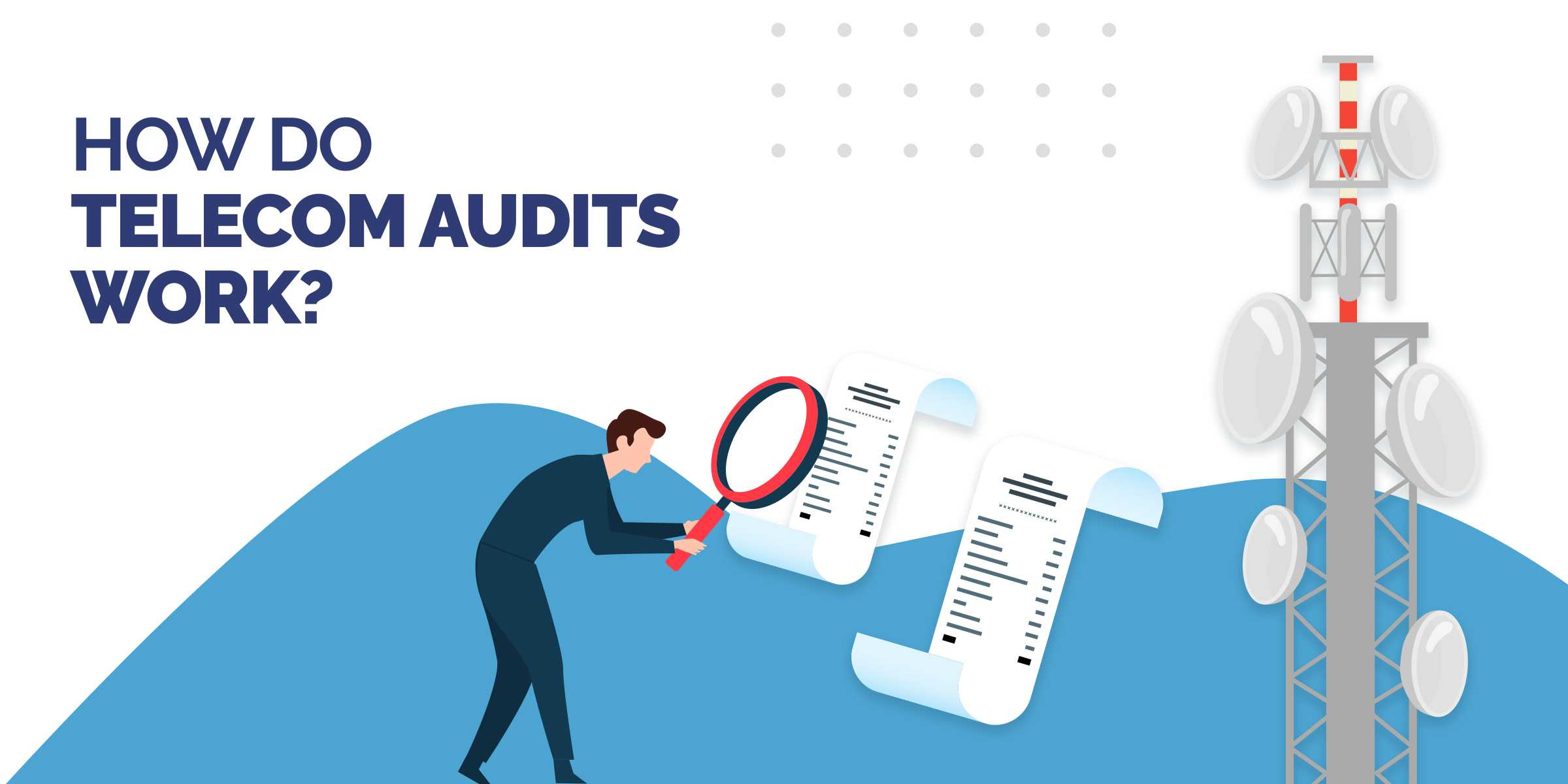 How Do Telecom Audits Work?